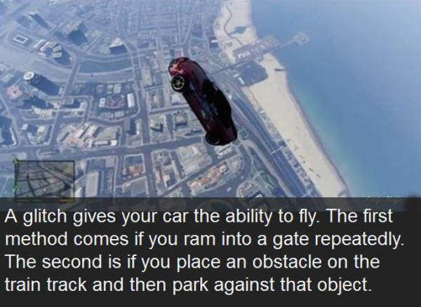 Interesting Things People Discovered Playing Grand Theft Auto V gta8