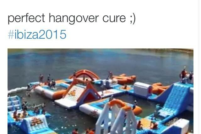 15 Best Hangover Cures As Judged By The Twitter Community hangover ibiza 640x426
