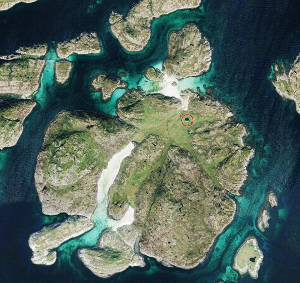 This Norwegian Home On A Private Island Could Be Yours For Just 5p house 3