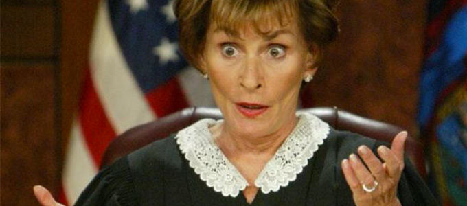 Judge Judys New Contract Sees Her Earn Over $900K A Day judge judy 1