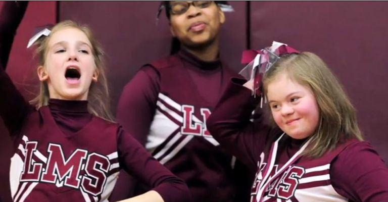 Basketball Players Stop Game, Confront Bully Abusing Cheerleader With Downs Syndrome keroshna news