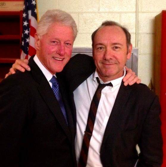 Bill Clinton Supposedly Says House Of Cards Is 99% Real %name