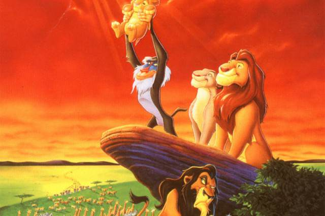 Spring Break Hotspot Blasts Out Circle Of Life Every Morning At 11AM lion king 640x426