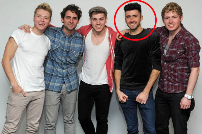 Moment Of Silence For Guy That Plays Zayn In One Direction Tribute Band lol