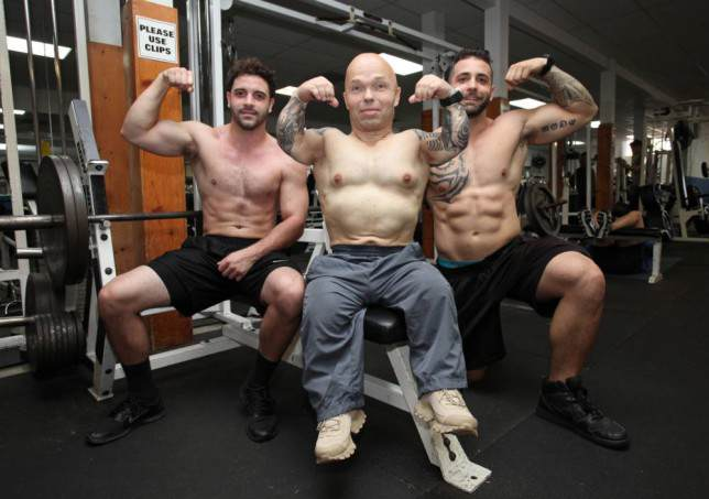 This 4ft 4in Bodybuilder Has Found Love With A 6ft 3in Transgender Woman lpkojh