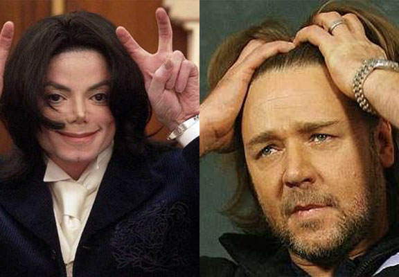 Michael Jackson Used To Prank Call Russell Crowe, Although He Had Never Met Him mJWEBTHUMBNEW