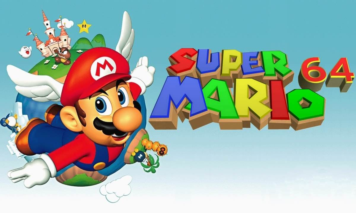 Fancy Playing Super Mario 64 On Your Browser? Of Course You Do mario3