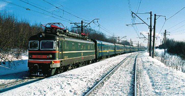Russia Are Planning A Trans Eurasion Corridor For Trains And Cars, From London To Alaska nhgfd