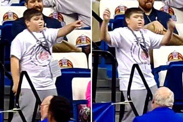 Dancing Boy Becomes Sensation After Being Viewed 41.7 Million Times On Facebook peanut