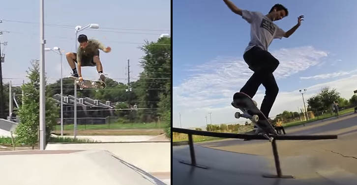 Latest Mikey Whitehouse Skateboarding Video Is RIDICULOUS qwertyuiop