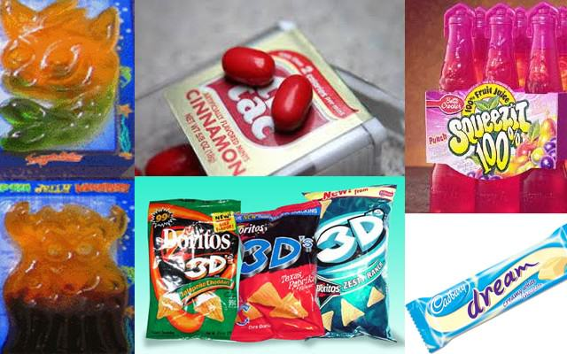 Those Snacks And Drinks Youll Never See Again snacks Website Thumb 640x400