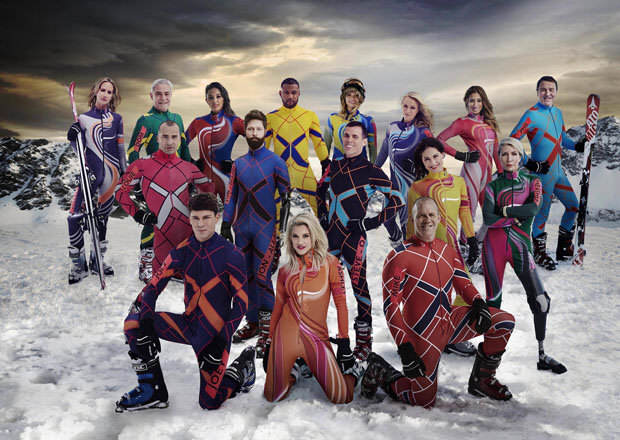 Stacey Solomon And Steve O Are A Couple And We Had No Idea the jump 2015 191008