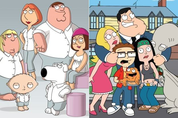 Family Guy And American Dad Officially Move To ITV thing