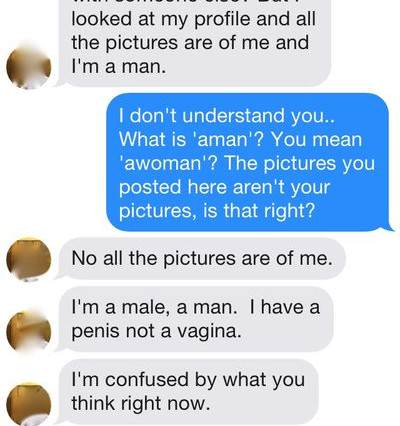 Epic Tinder Hack Causes Unwitting Straight Guys To Chat Each Other Up tinderjoke 1 400x426