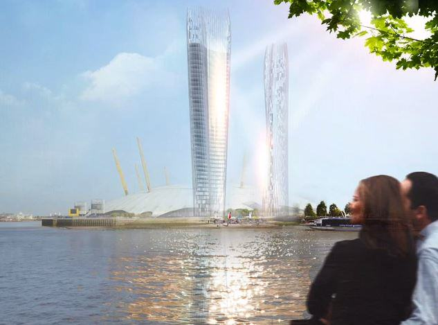 Architects Are Creating A Skyscraper For London That Has No Shadow tower
