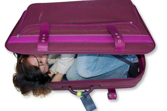Guy Tries To Smuggle Woman Into Turkey   In A Suitcase turkey 640x426
