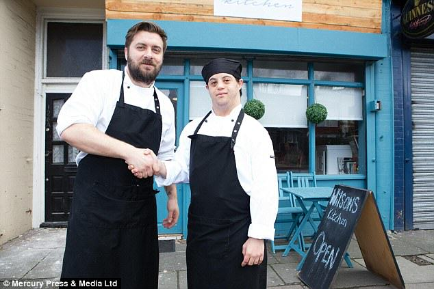 Lad With Downs Syndrome Finally Lands Job wilsons