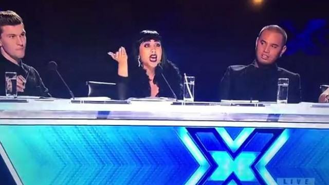 X Factor New Zealand Judge Verbally Abuses Contestant In Harshest Way x factor nz e1426456024613