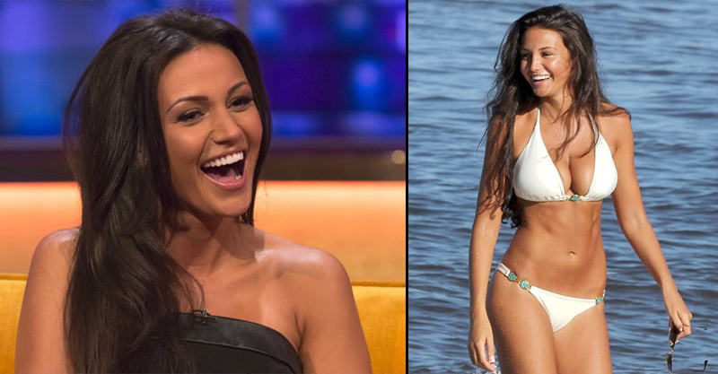 Michelle Keegan Voted The Sexiest Woman In The World 1107