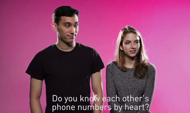 Couples Reveal That They Dont Know Each Others Phone Numbers 1114