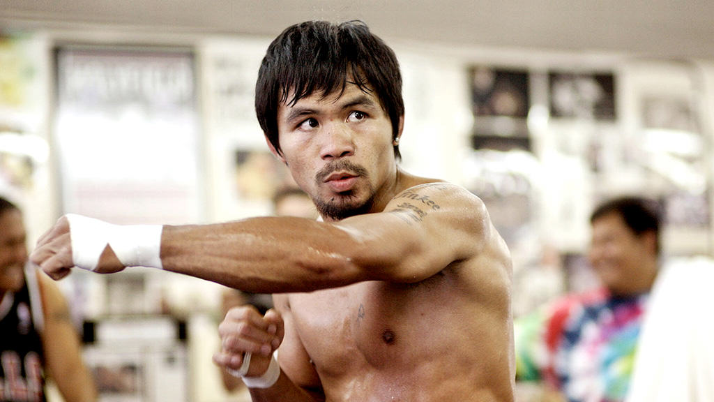 Manny Pacquiao Ran Away From Home After His Dad Ate His Dog 1115