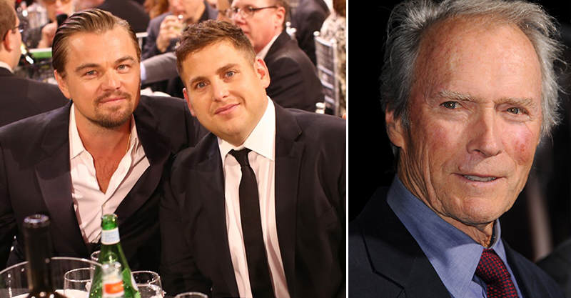 Clint Eastwood, Leonardo DiCaprio And Jonah Hill Teaming Up For New Film 112