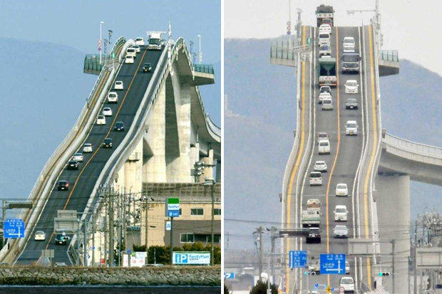 This Bridge In Japan Is Absolutely Ridiculous 1128
