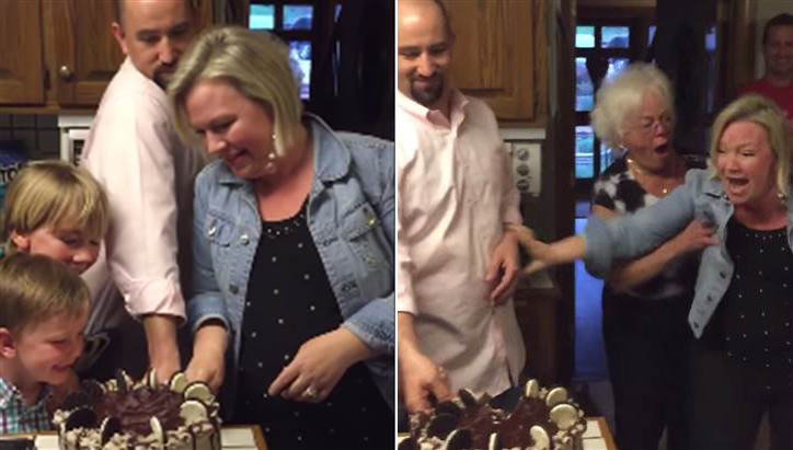 Mother Of Six Boys Finds Out Shes Having A Girl, Loses Her Sh*t 134