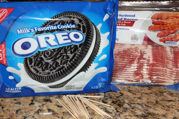 Oreos Wrapped In Bacon   They Are Amazing And Here Is How To Make Them 138