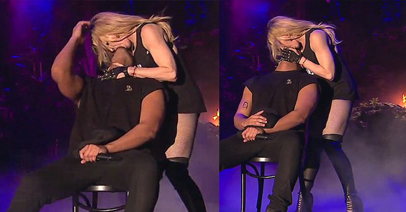 Drake And Madonna Full On Snog At Coachella And It Weirded Me Out 141