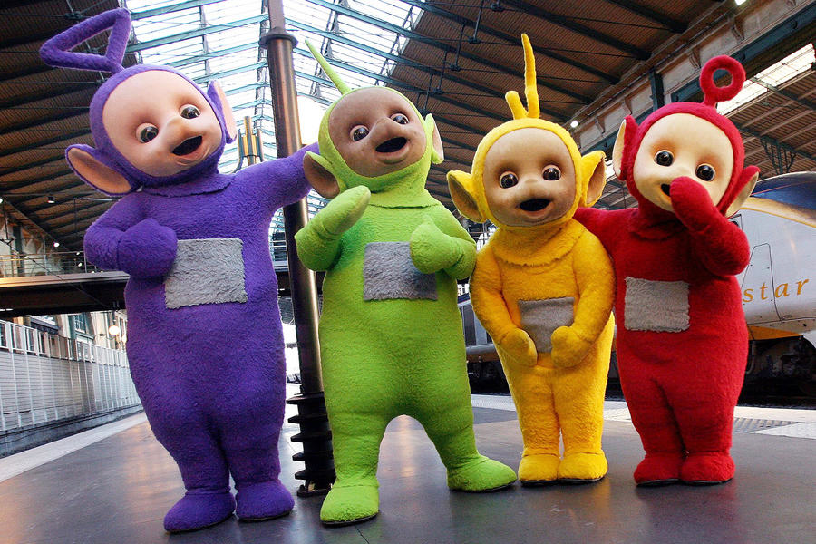 The Teletubbies Are Making Their Return To TV 150408 news teletubbies