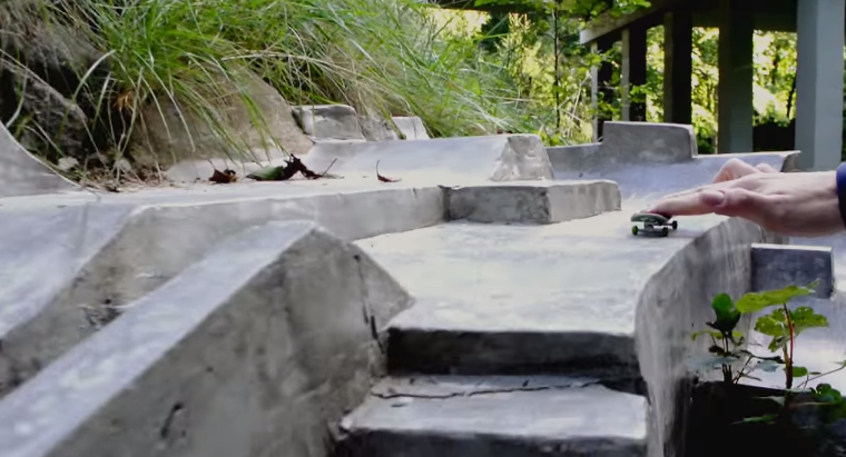 Lads Build Awesome Fingerboard Park, Get Drunk And Shred It 16