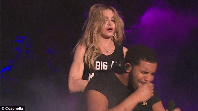 Drake And Madonna Full On Snog At Coachella And It Weirded Me Out 27831F3C00000578 3036560 image a 238 1428908071552