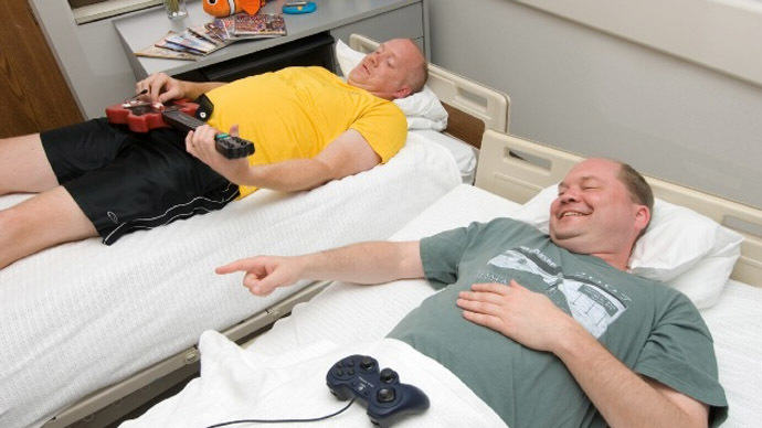 NASA Offering To Pay People £12K To Lie In Bed For Three Months 2nasa pay bed study.si