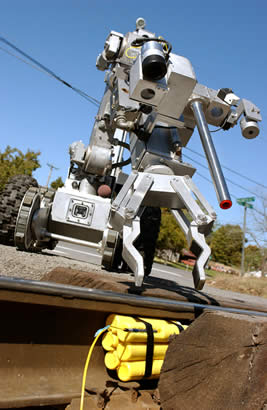 Police Use A Pizza Delivering Robot To Save A Man From Suicide 310