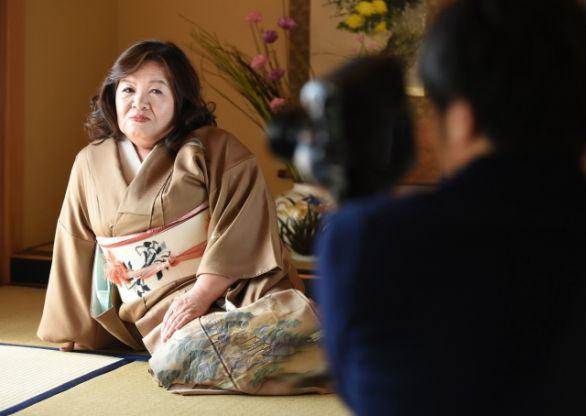 A Big Career Change For This 61 Year Old Japanese Woman That Goes From Knitting To Porn 61jpnprn