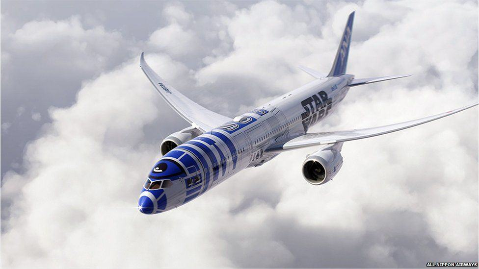 This Star Wars Plane Is Actually Going To Be Used By An Airline 82377023 afp plane5