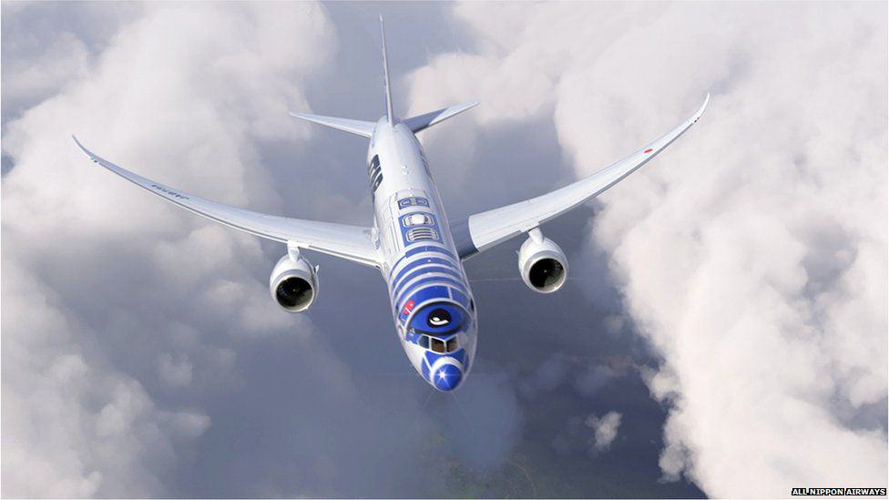 This Star Wars Plane Is Actually Going To Be Used By An Airline 82377025 afp plane4