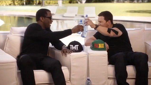 Diddy And Mark Wahlberg Place $250k On Mayweather Vs Pacquiao Diddy Wahlberg