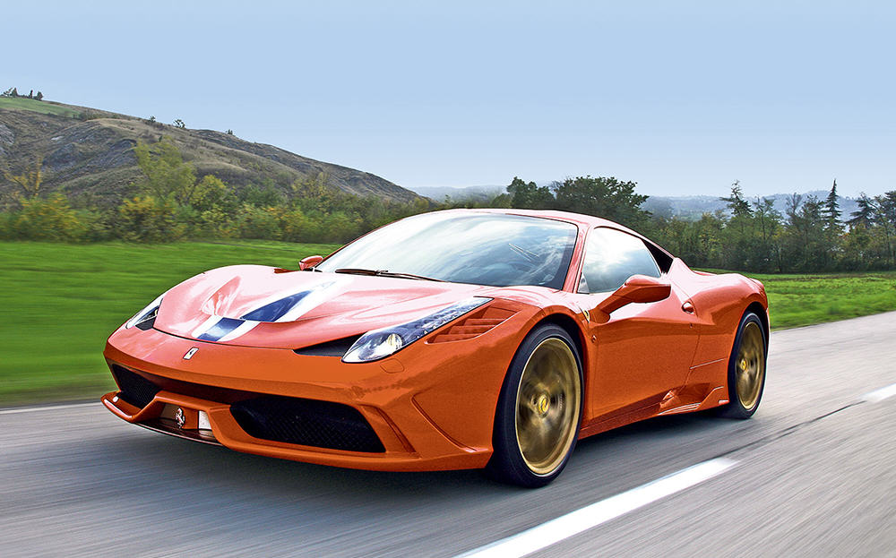 James May Has Ordered The Last Ever Ferrari 458 Speciale Ferrari 458