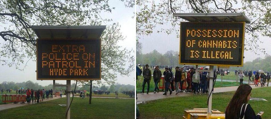 The History Of 4/20 Day And How The Name Caught On Hyde Park