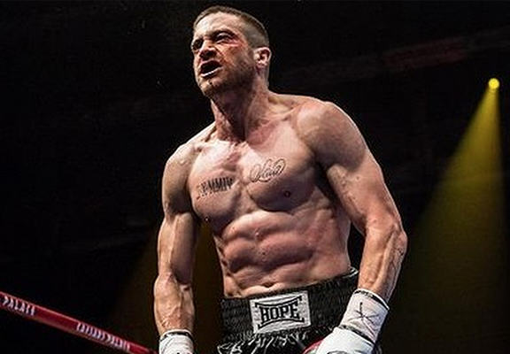 Jake Gyllenhaal Has Gotten Seriously Hench For His Upcoming Southpaw Film JakeGyllenhaalWEBTHUMBNEW Recovered