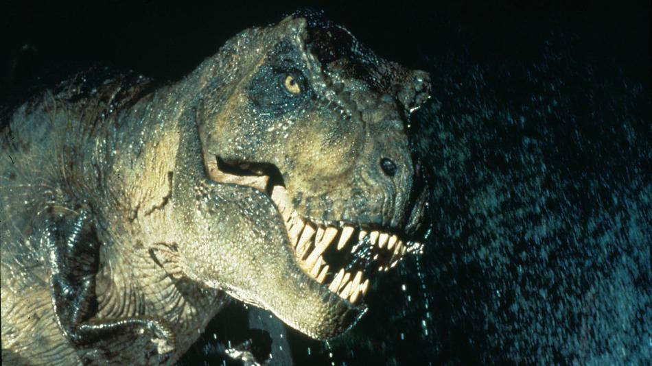 The Original Jurassic Park T Rex Is Back For Jurassic World OG.T.Rex