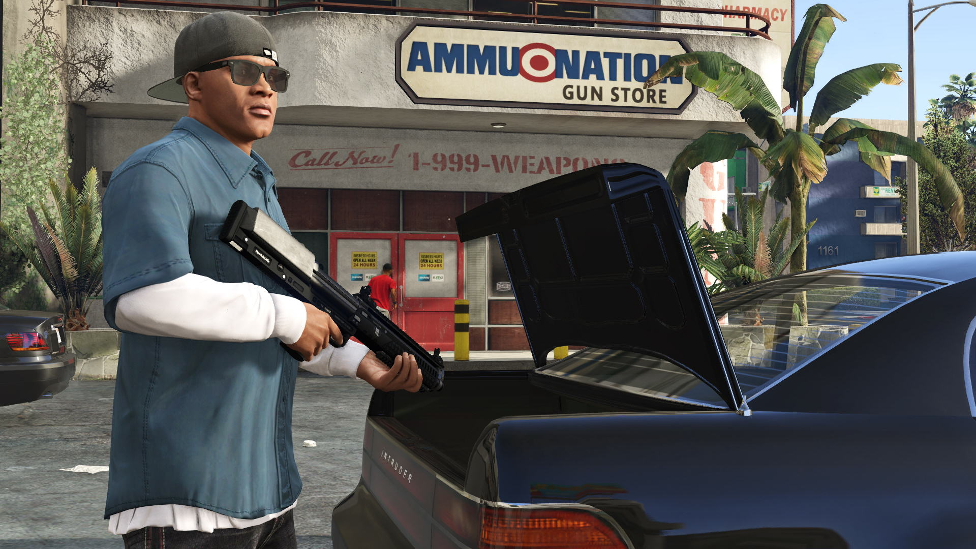 Grand Theft Auto V Is FINALLY Available for PC Q