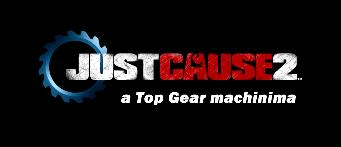 Someone Created A Top Gear Episode In Just Cause 2 Screen Shot 2015 04 02 at 10.14.44