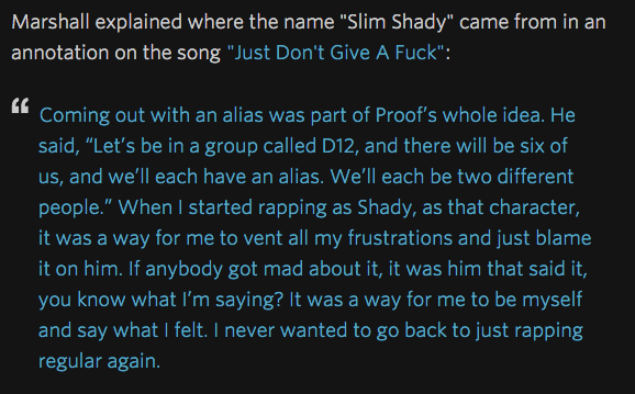 Eminem Annotated A Bunch Of His Songs On Rap Genius Screen Shot 2015 04 03 at 14.38.40