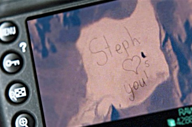 Teen Writes Message To Astronaut Father That Is Seen From Space Screen Shot 2015 04 15 at 11.05.45 640x426