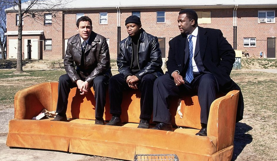 Cast Members Of The Wire Plead For Peace In Baltimore Screen Shot 2015 04 28 at 11.09.11