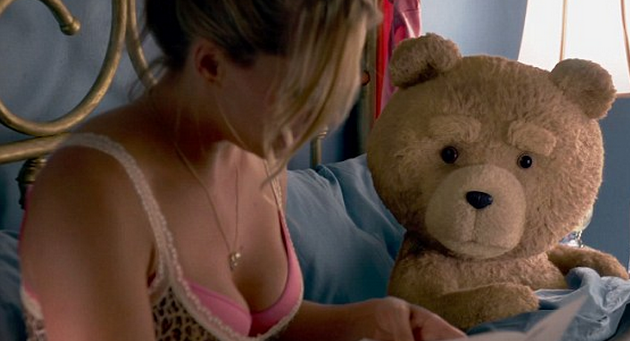 The Ted 2 Trailer Is Here: Watch Mark Wahlberg Try To Steal Sperm From Tom Brady Screen Shot 2015 04 28 at 12.16.57