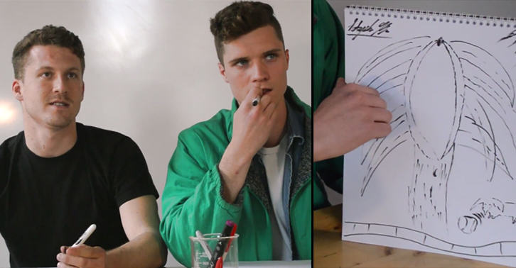 These Lads Describe And Draw Their Ideal Vaginas TN140